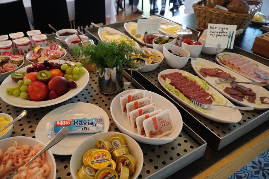 Glamping torbjørnrud breakfast review