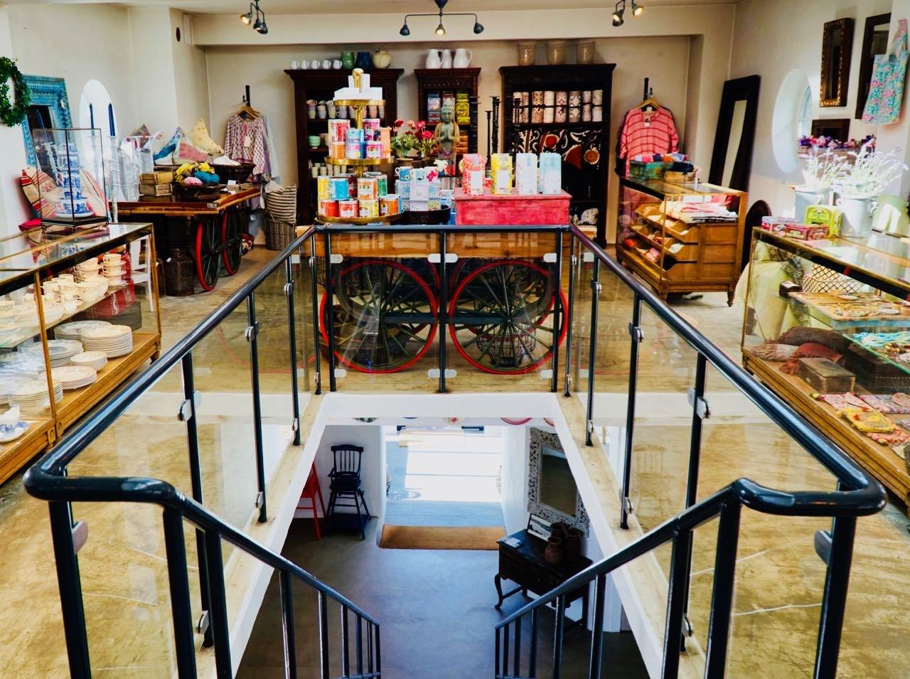 Lokstallen shop inside review