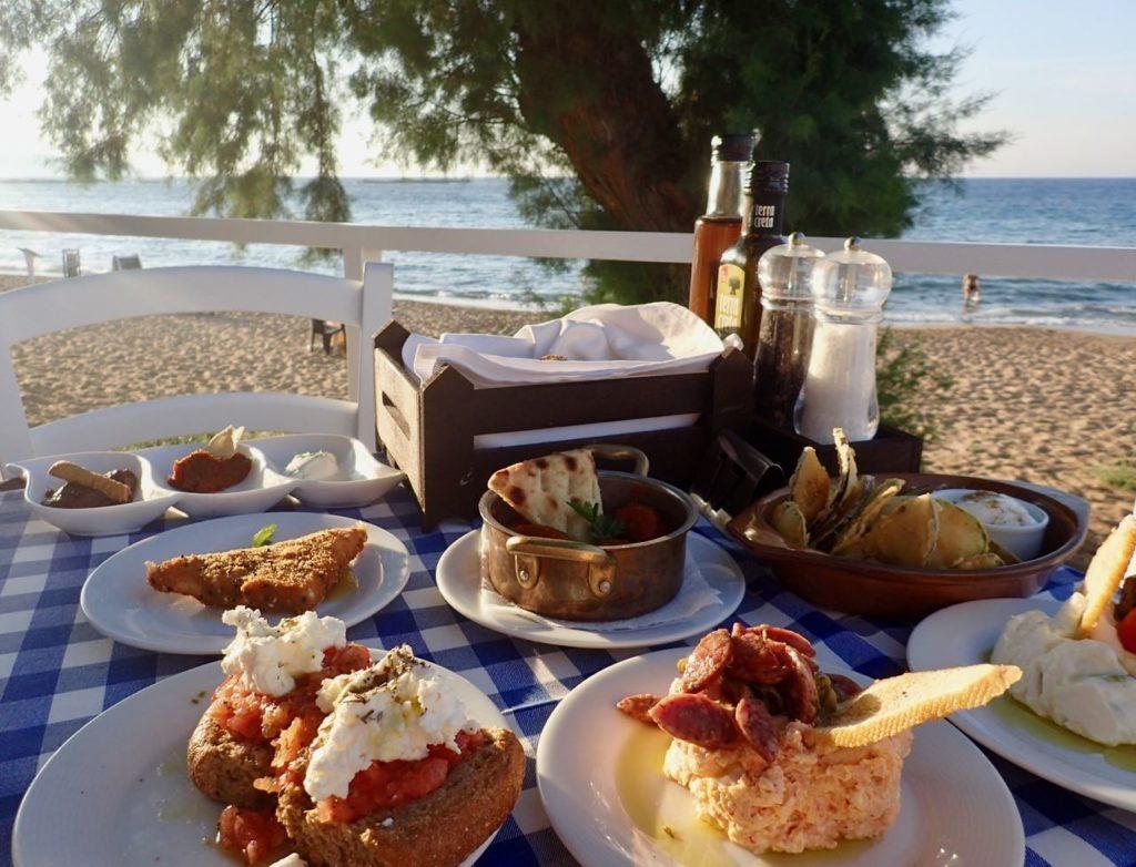 Sensimar Hotel culinarium dinner review