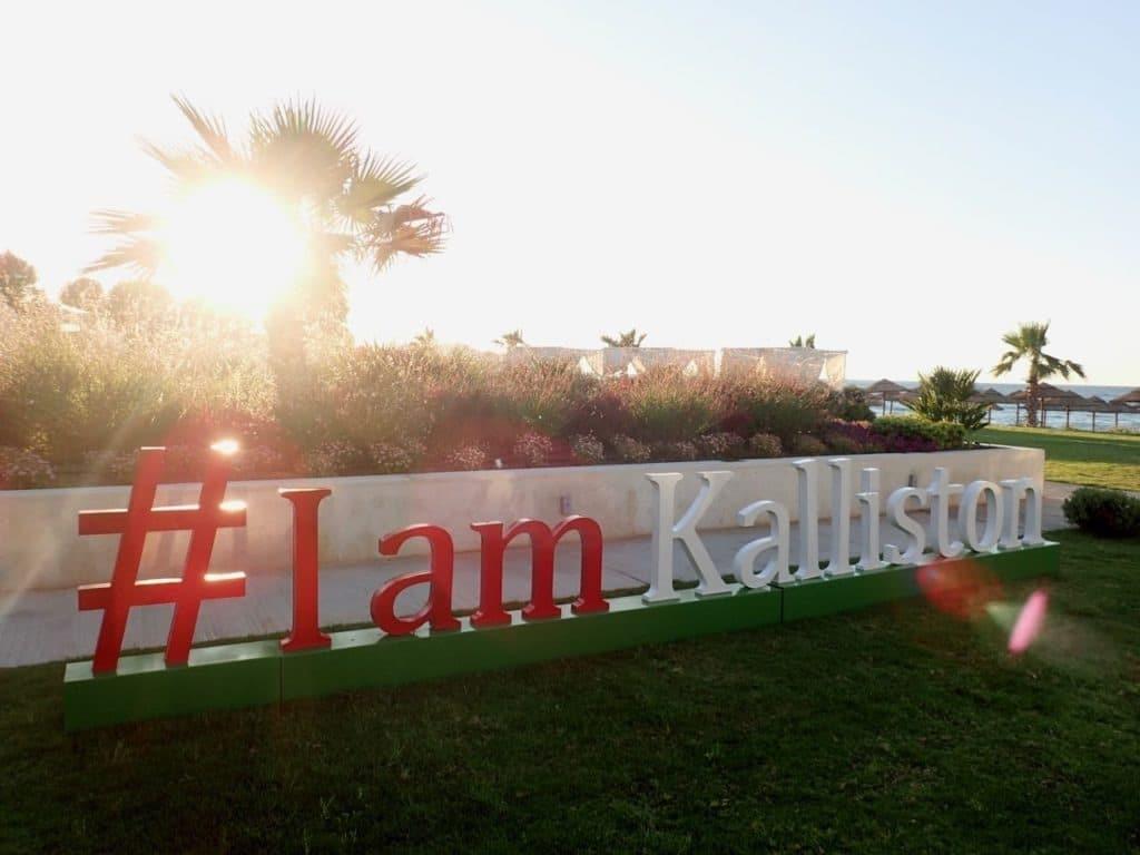 Sensimar Hotel Kalliston review