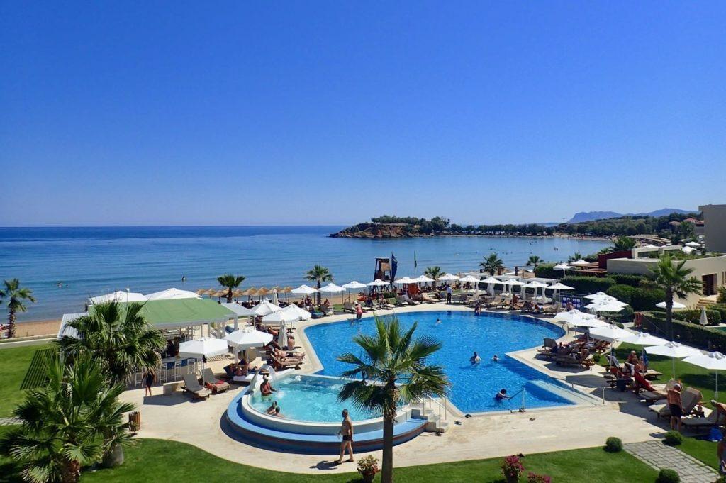 Sensimar Hotel seafront review