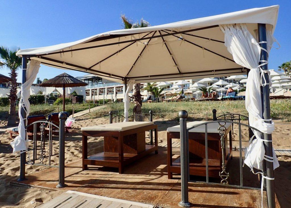 Sensimar Hotel spa pavilion review
