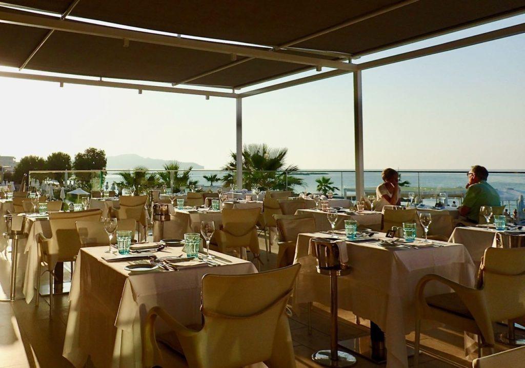 Sensimar Hotel restaurant review