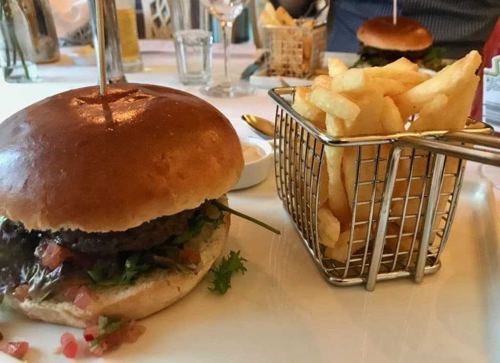 Losby gods restaurant burger review