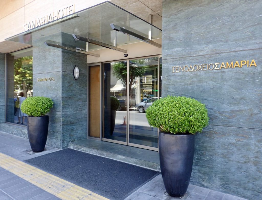 Samaria Hotel Chania review