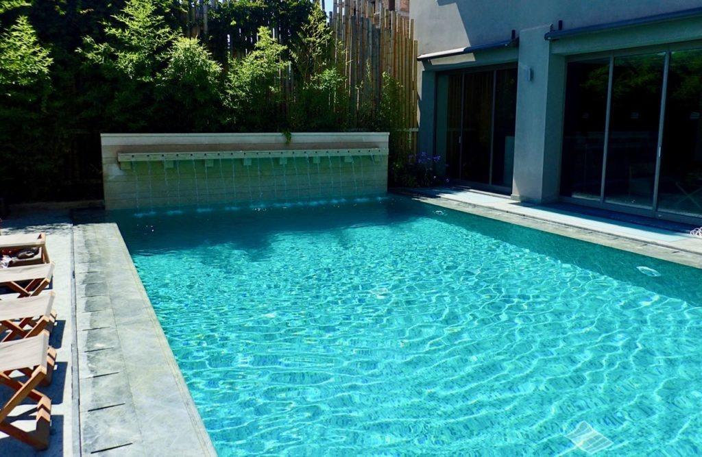 Samaria Hotel Chania swimming pool review