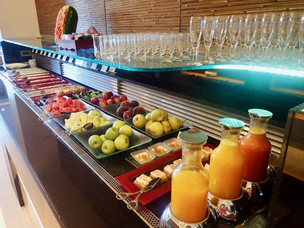 Samaria Hotel Chania breakfast review