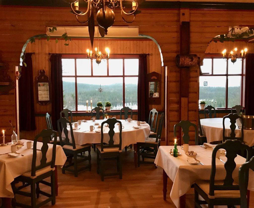 Tuddal Høyfjellshotell restaurant review