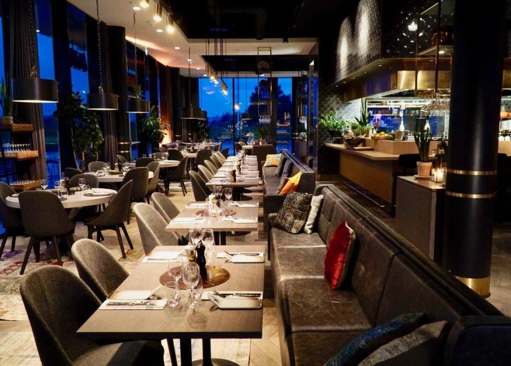Clarion Hotel Air restaurant
