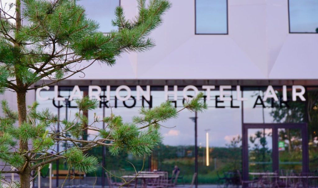 Clarion Hotel Air review