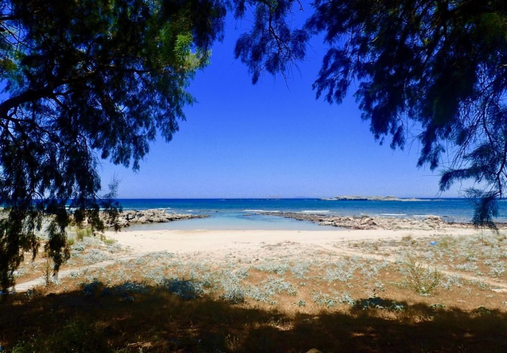 Kissamos beach secret pink