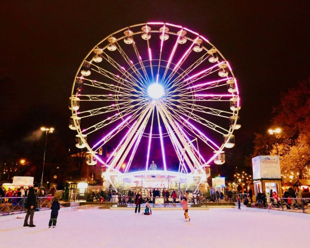 Jul I Vinterland Christmas in Winterland Hunting for the Christmas Spirit In and around Oslo