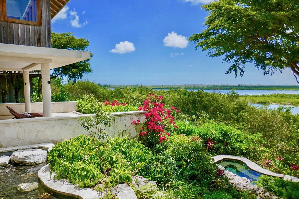 como shambhala retreat parrot cay turks and caicos review