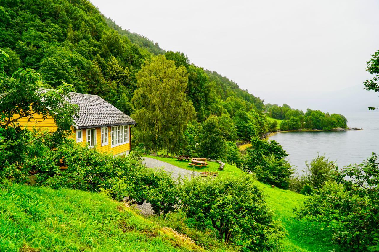 Road trip Norway Steinstø Frukt Kakebu Hardangerfjorden