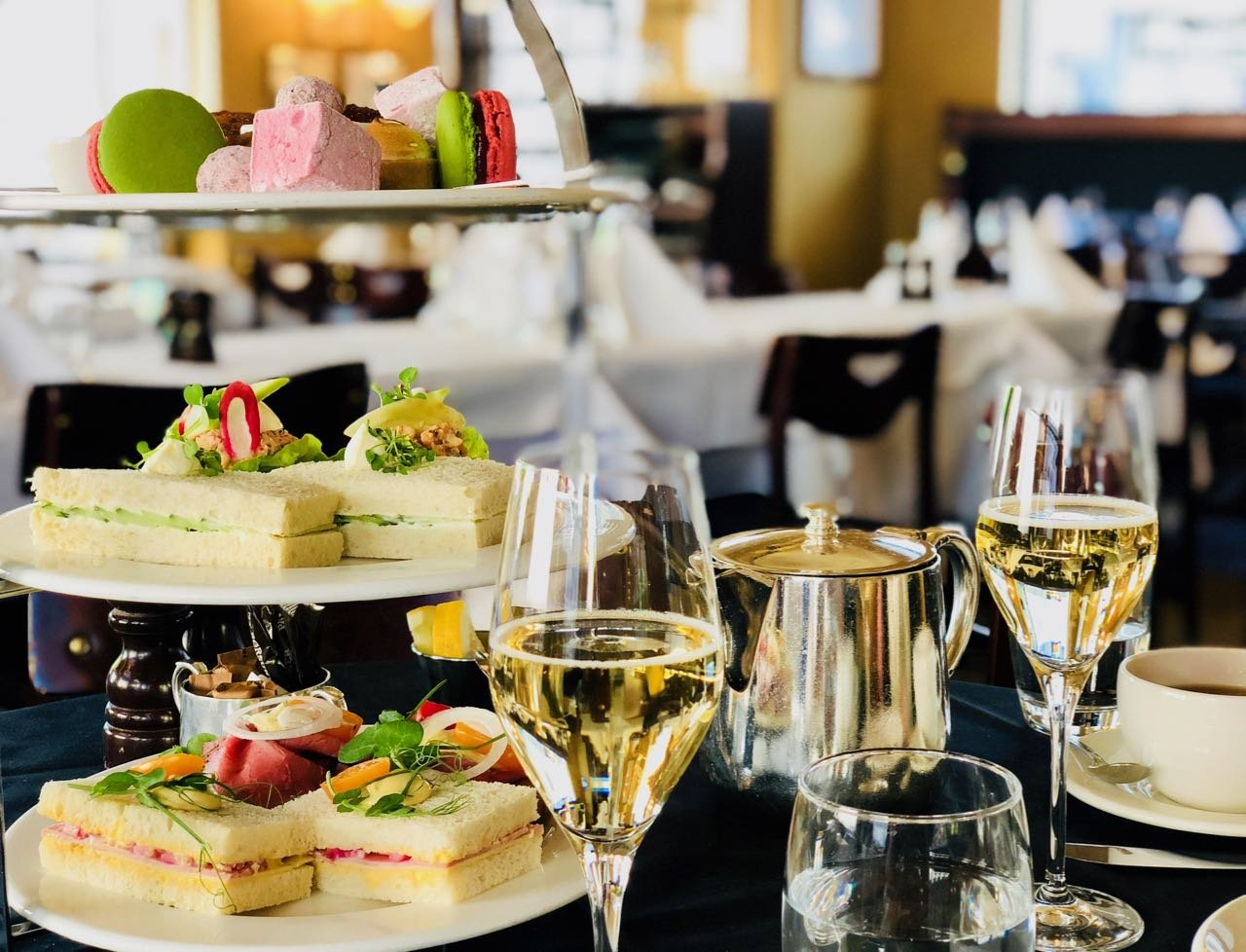 Best Afternoon Tea in Oslo Norway review