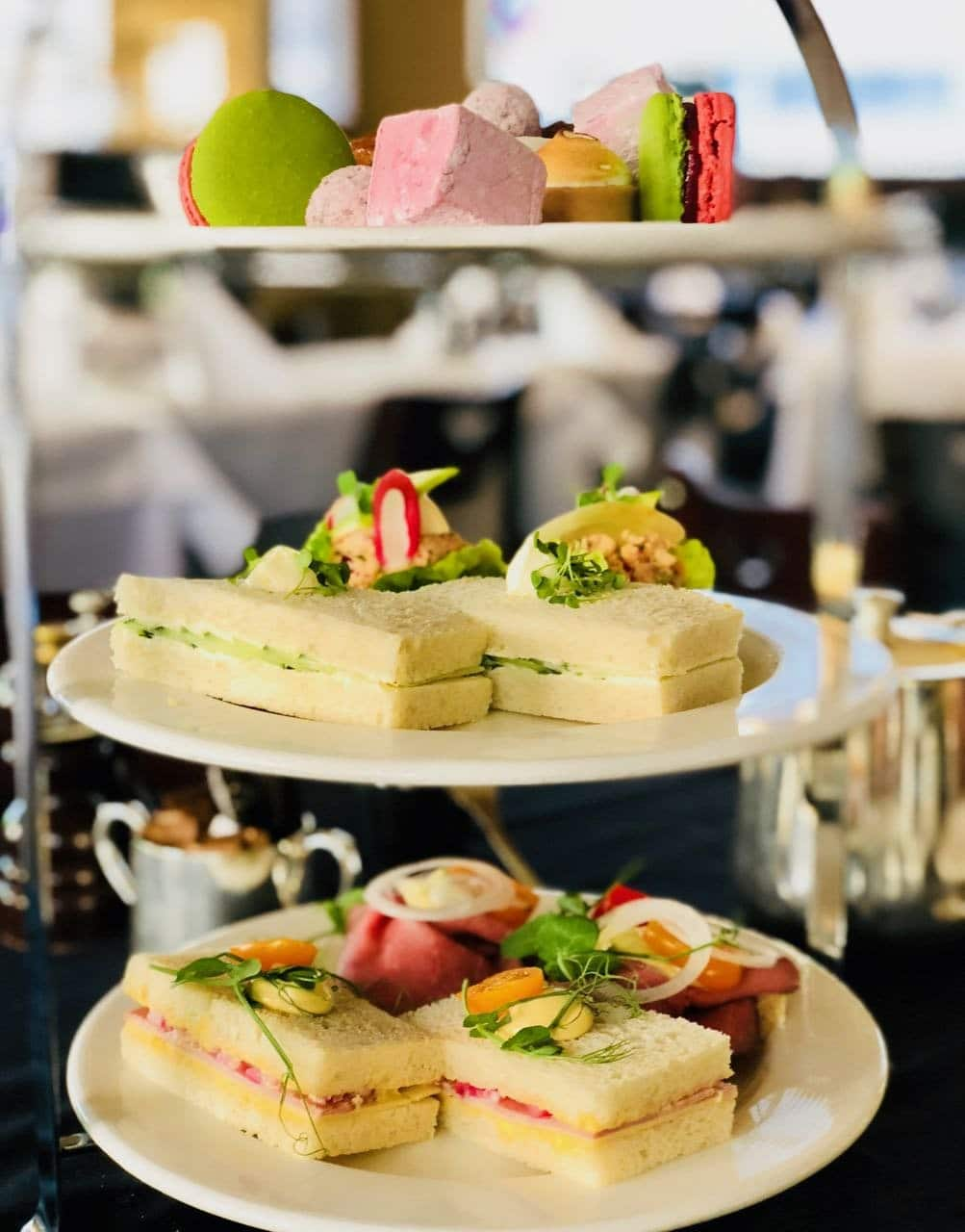 Best Afternoon Tea Oslo Theatercaféen review