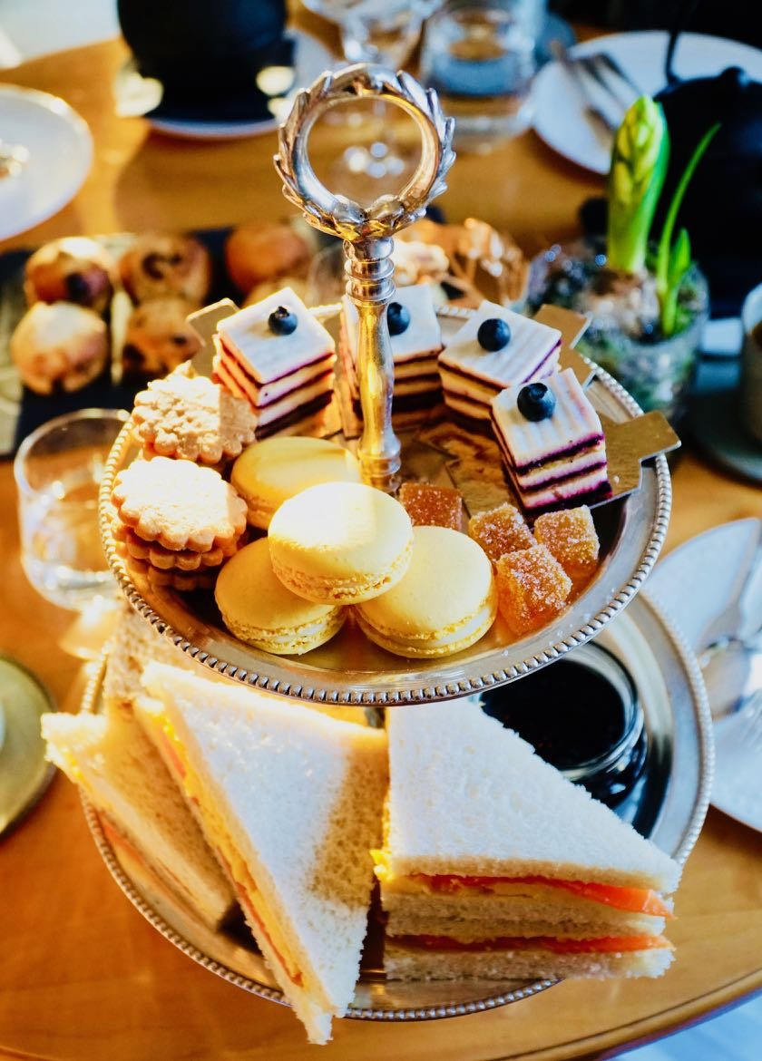 Best Afternoon Tea in Oslo Lysebu review