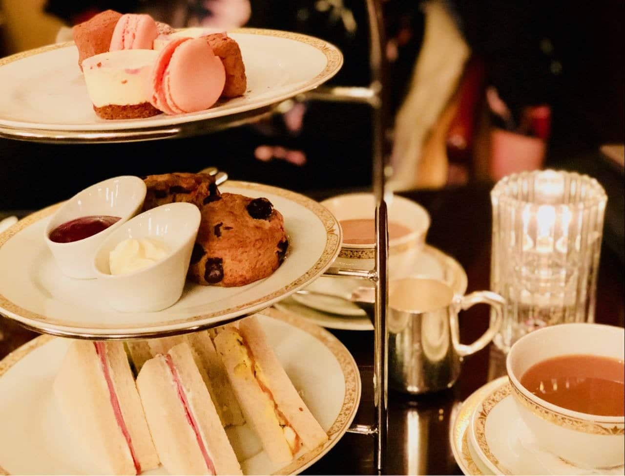 Best Afternoon Tea in Oslo Hotel Bristol review
