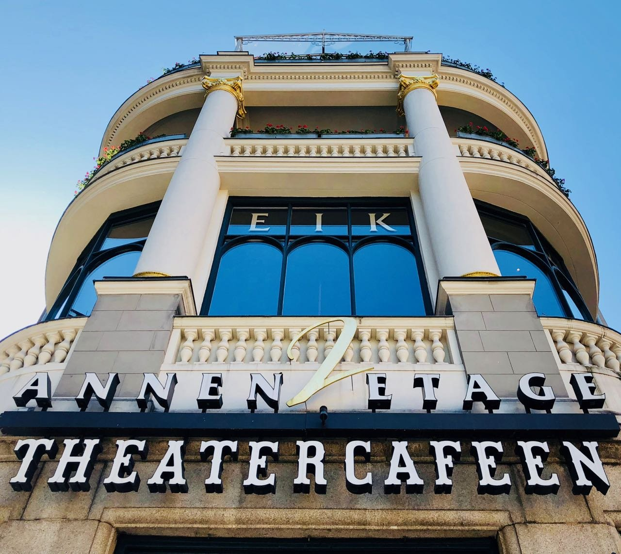 Best Afternoon Tea Oslo Theatercaféen review