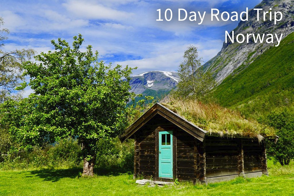 10 Day Road Trip Norway