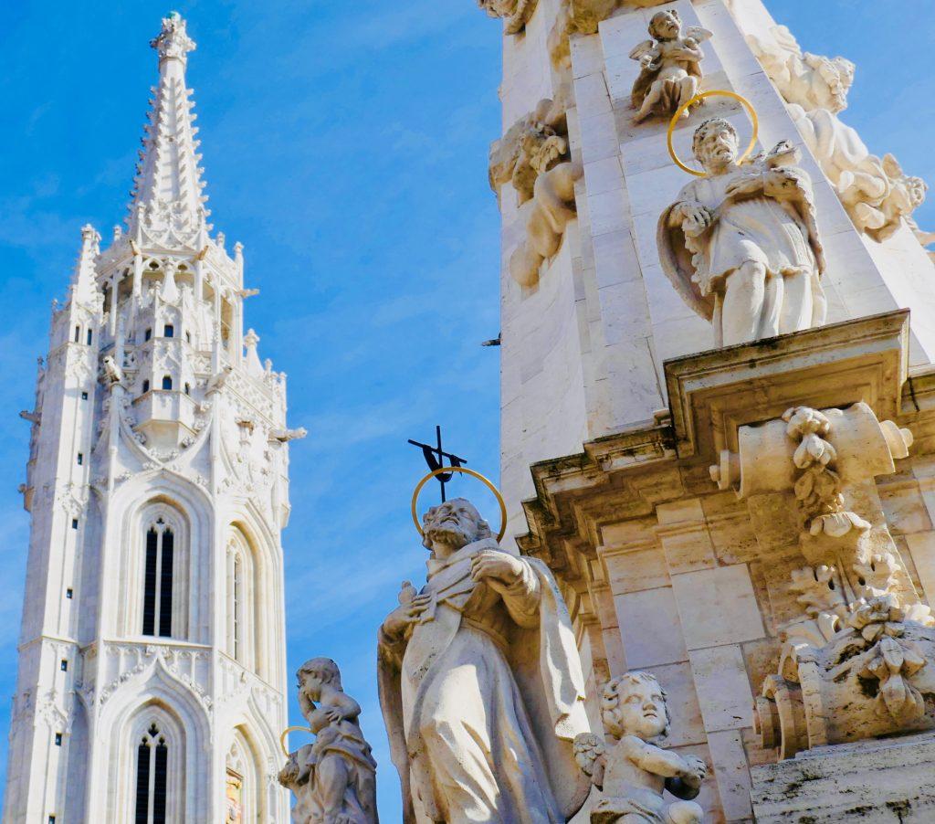 Travel tips Budapest Fisherman's bastion