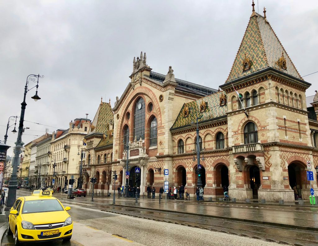 Travel tips Budapest Great Market Hall