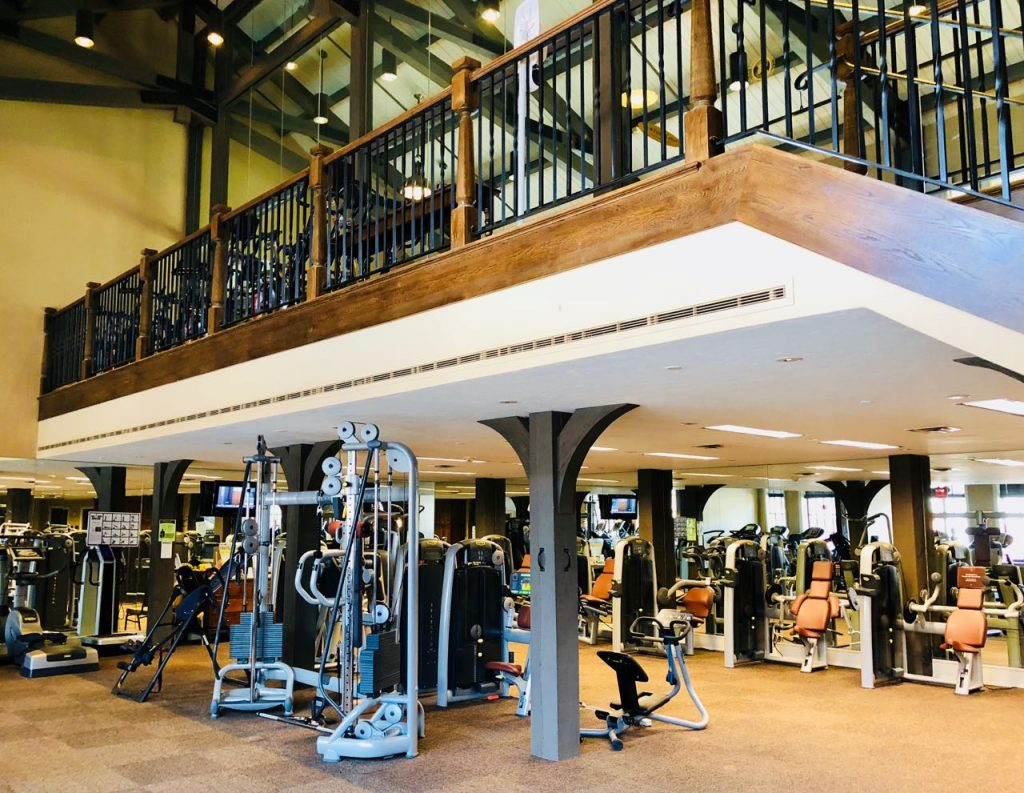 Fitness Old Edwards Inn and Spa review