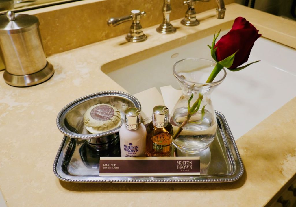 Molton Brown Old Edwards Inn and Spa review