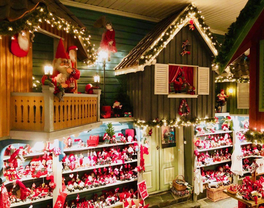 Treegardens Julehus Christmas House Hunting for the Christmas Spirit In and around Oslo