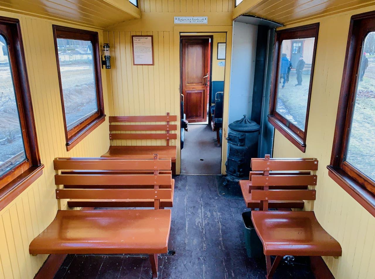 Steam Locomotive Ride at Tertitten