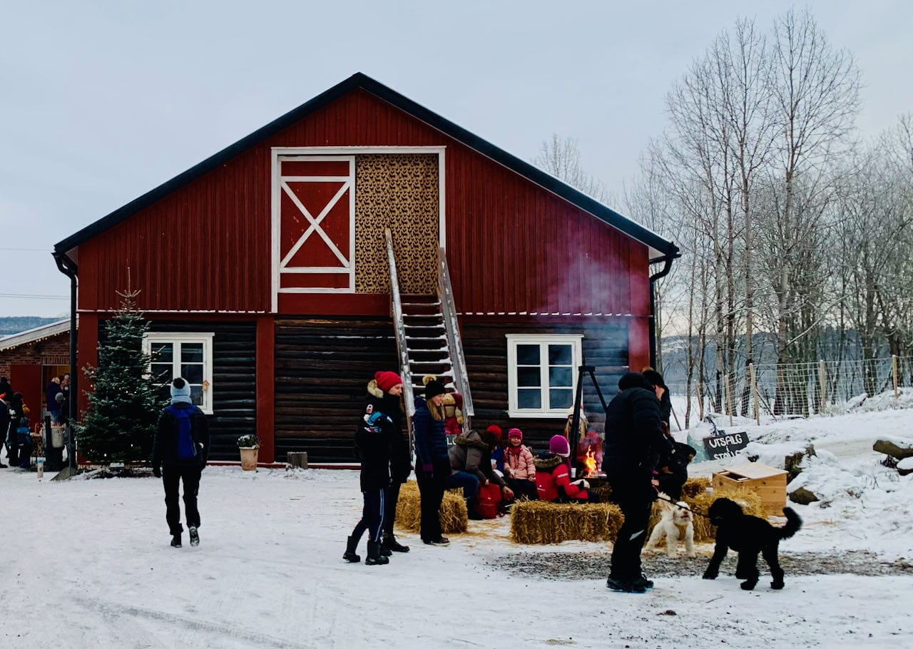 The Abildsø Farm Christmas Market
