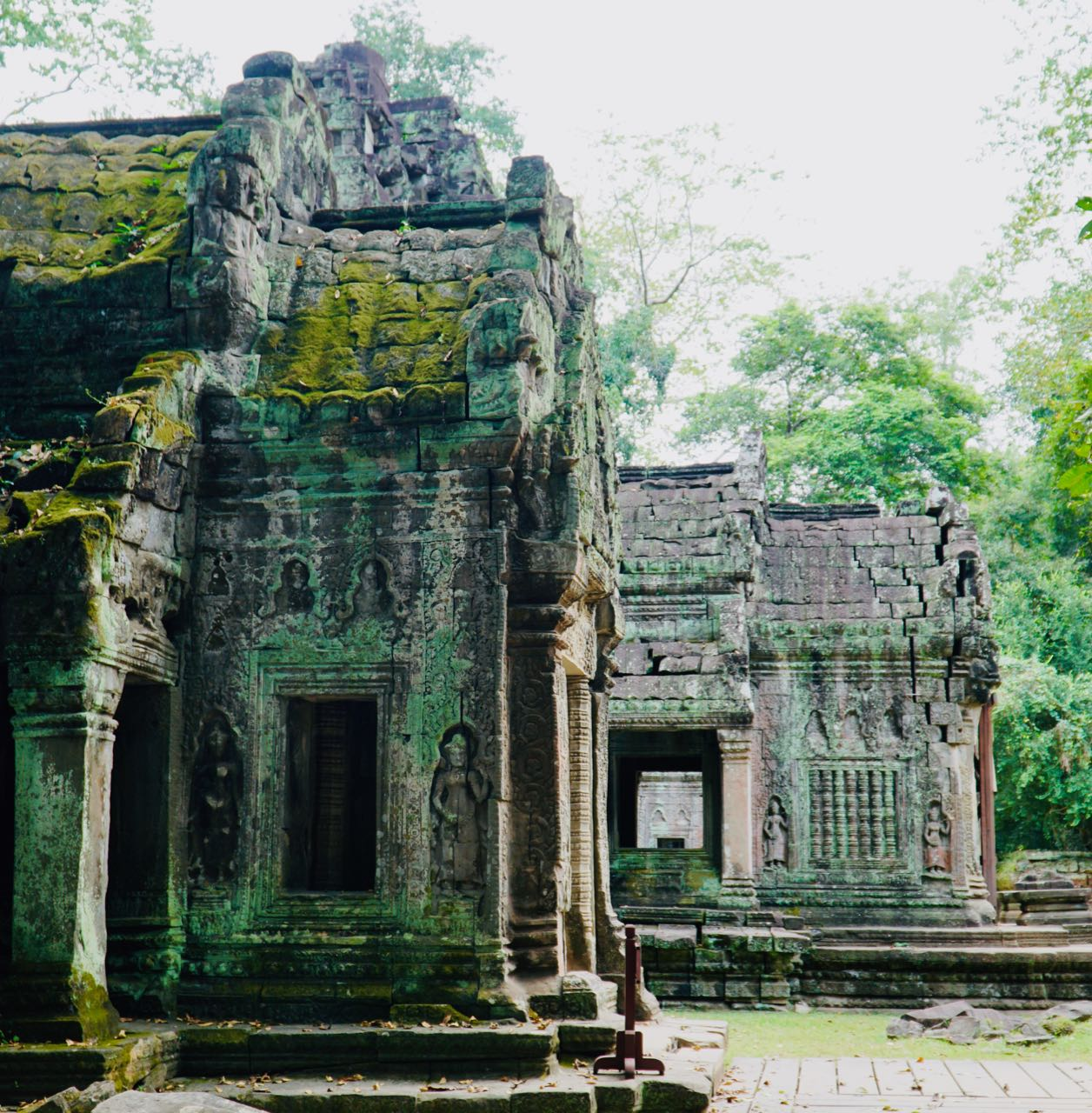 Ta Promh Temple Angkor Kambodsja Siem Reap review