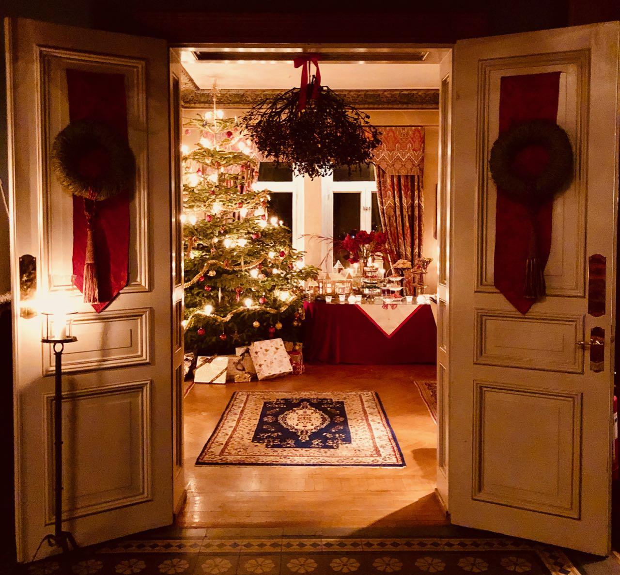 Thorskogs slott Christmas castle review