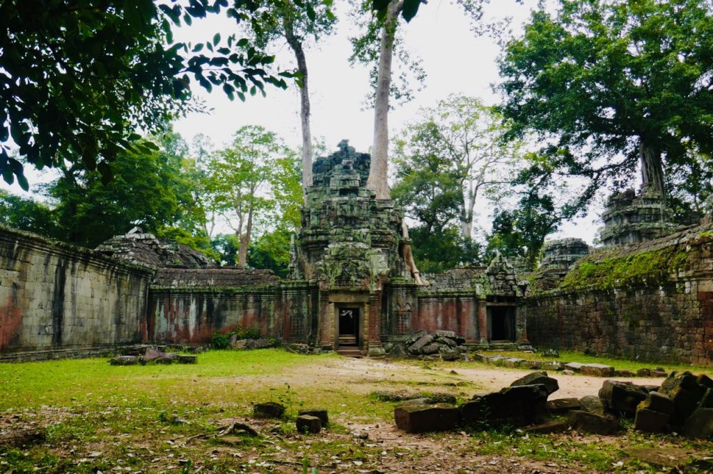 With Norwegian Eyes Travel Highlights 2018 Ta Prohm tempel Angkor Wat