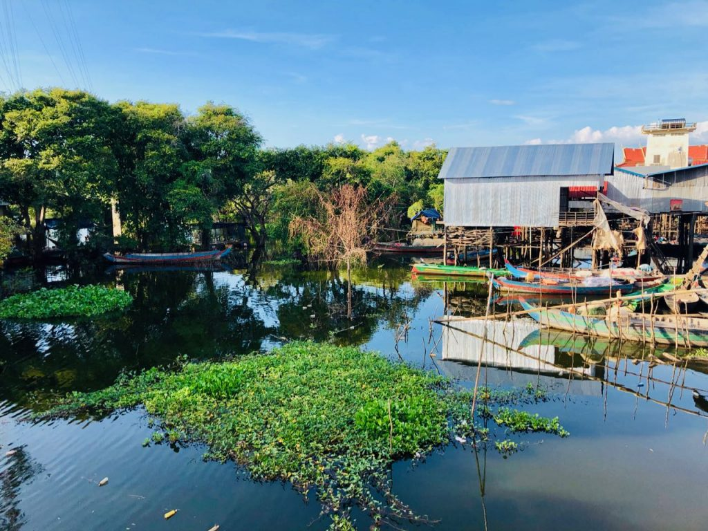 With Norwegian Eyes Travel Highlights 2018 Tonle Sap