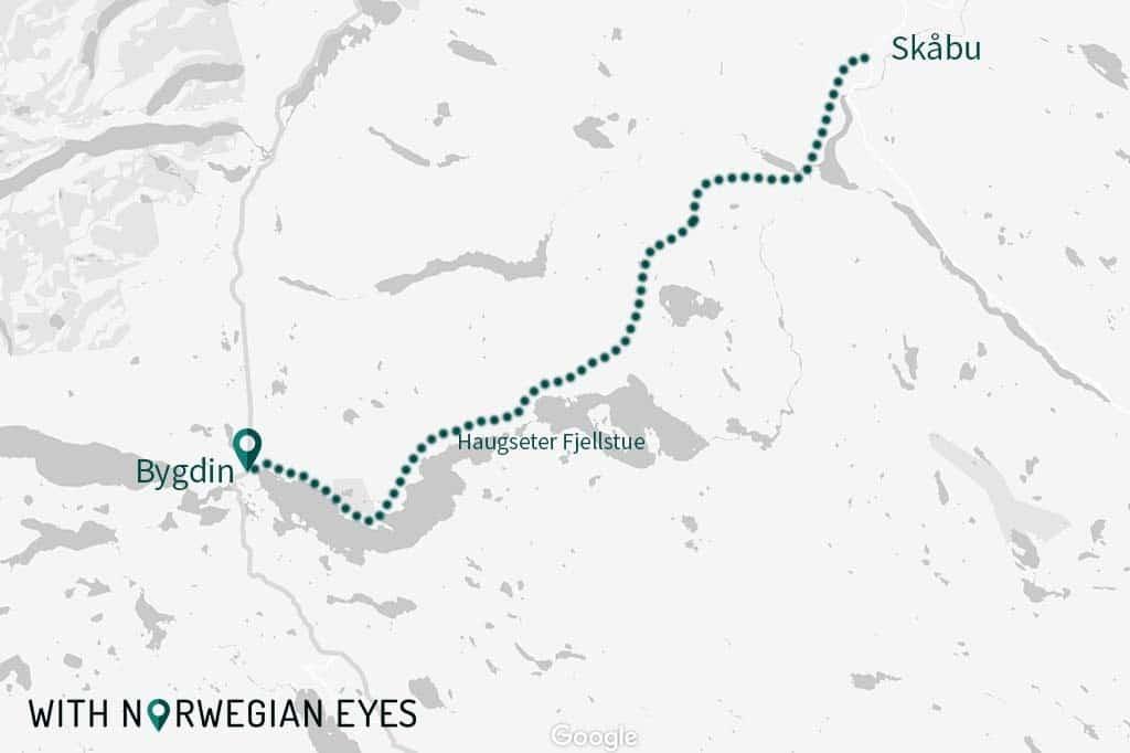 5-day Road Trip From Oslo Day 4 Bike Route Jotunheimvegen