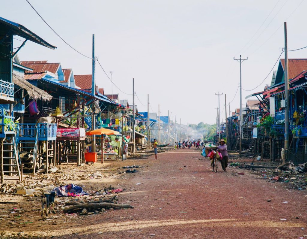 Contributing to local communities in Siem Reap