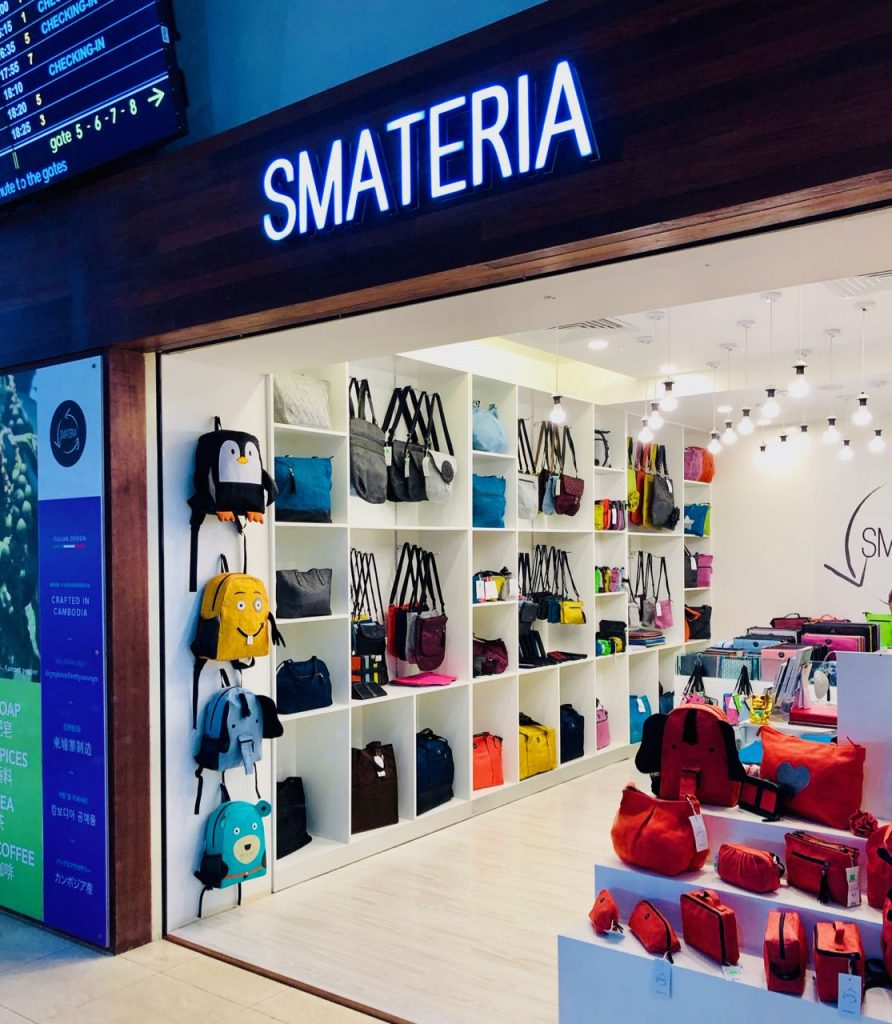 Smateria Contributing to local communities in Siem Reap