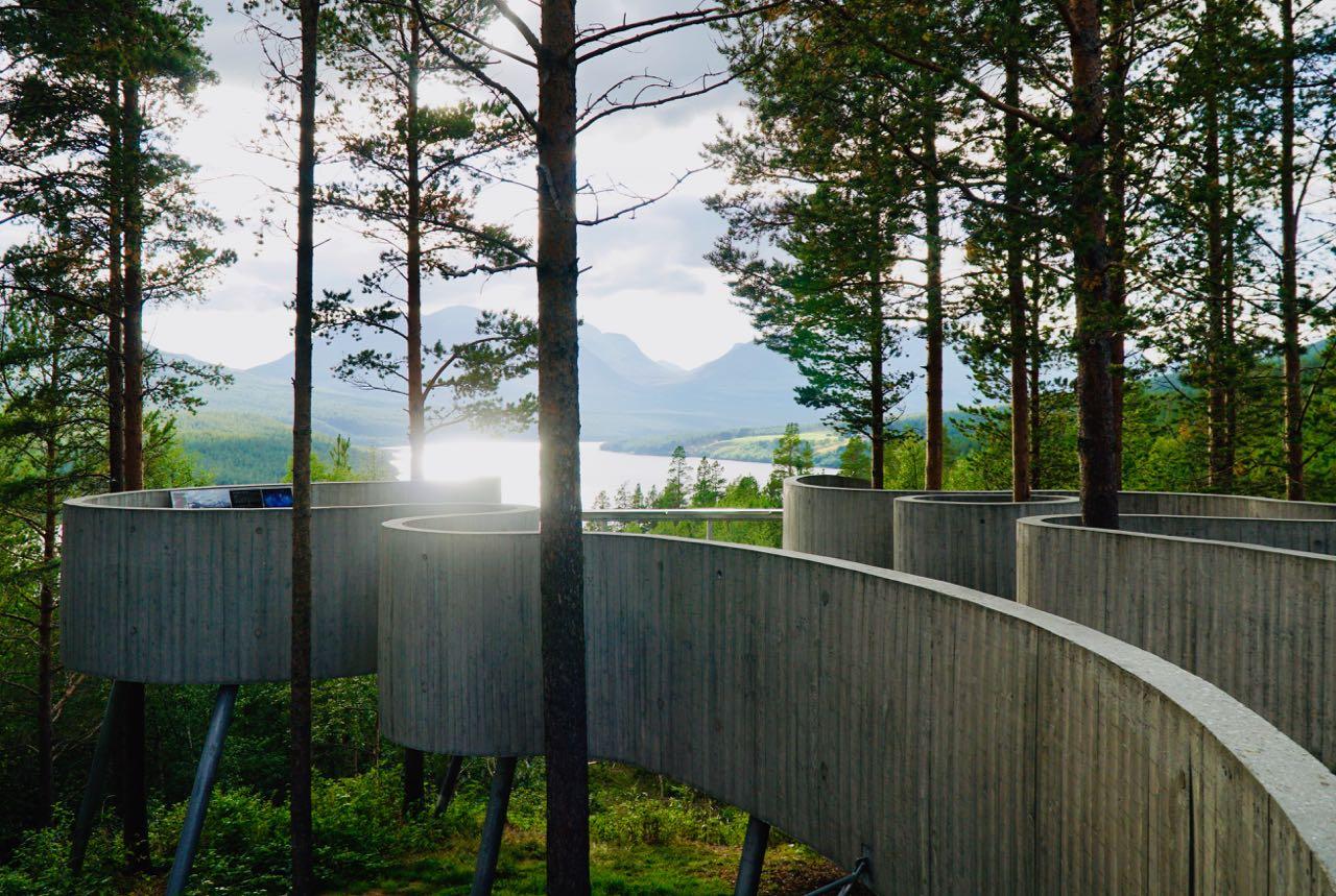 5-day Road Trip From Oslo Norwegian Scenic Route Rondane Sohlbergplassen