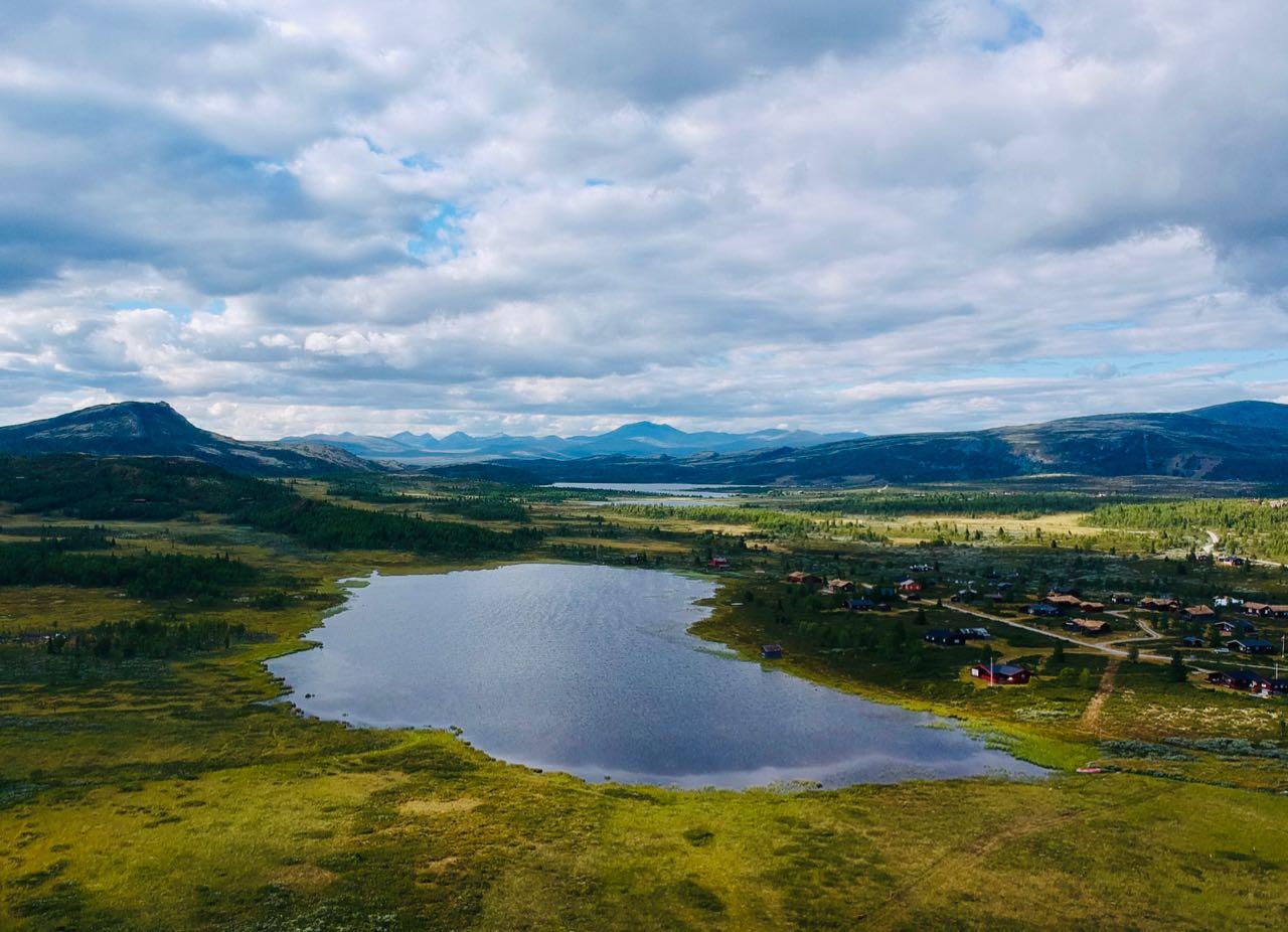 5-day Road Trip From Oslo Venabygdsfjellet
