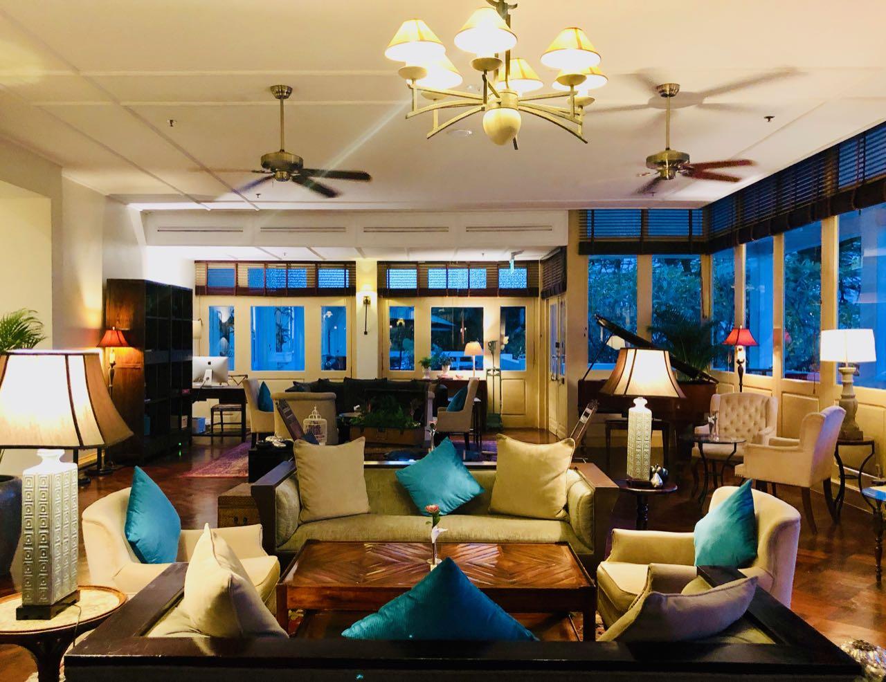 High Tea Raffles Siem Reap The Conservatory review