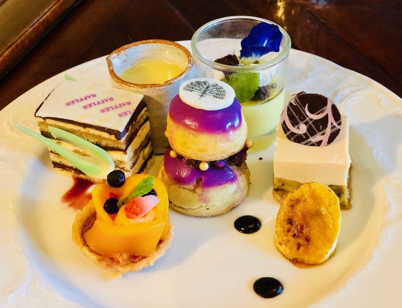 Signature High Tea Raffles Siem Reap The Conservatory review