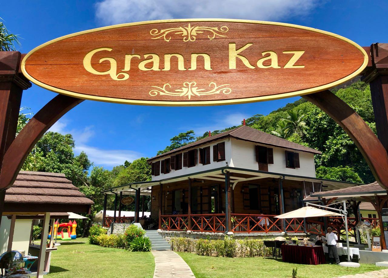 Grann Kaz Hilton Seychelles Labriz Silhouette Island