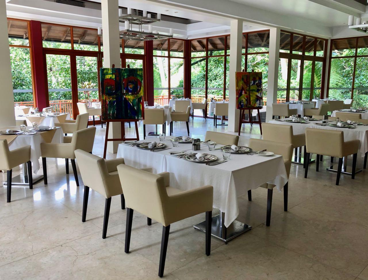 Portobello Restaurant Hilton Seychelles Labriz Silhouette Island