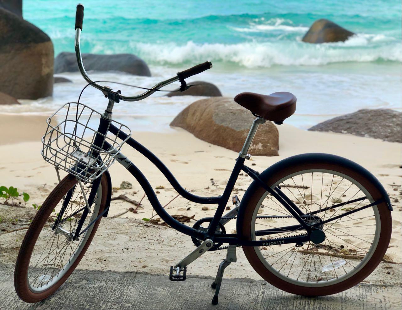 Bike Hilton Seychelles Labriz Silhouette Island