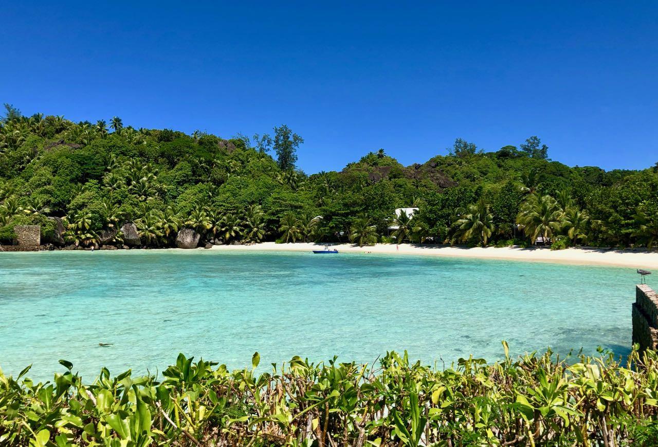 Beach Hilton Seychelles Labriz Silhouette Island