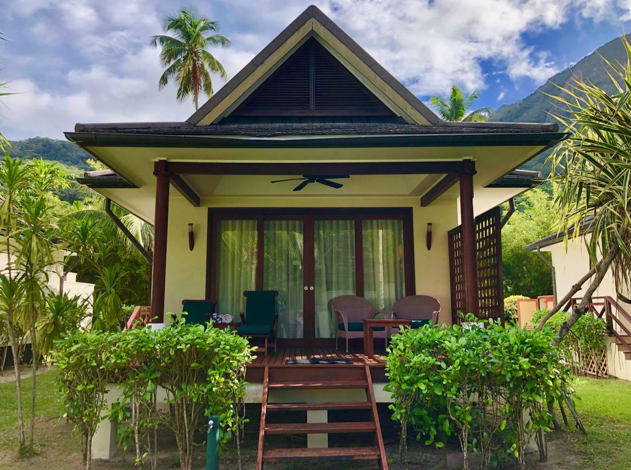 King Garden Villa Hilton Seychelles Labriz Silhouette Island
