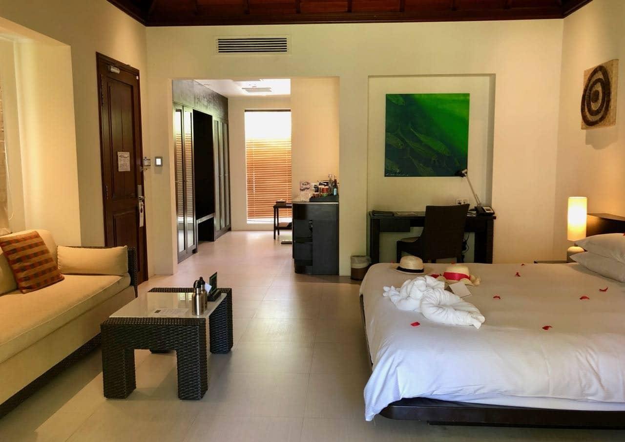 Room Hilton Seychelles Labriz Silhouette Island