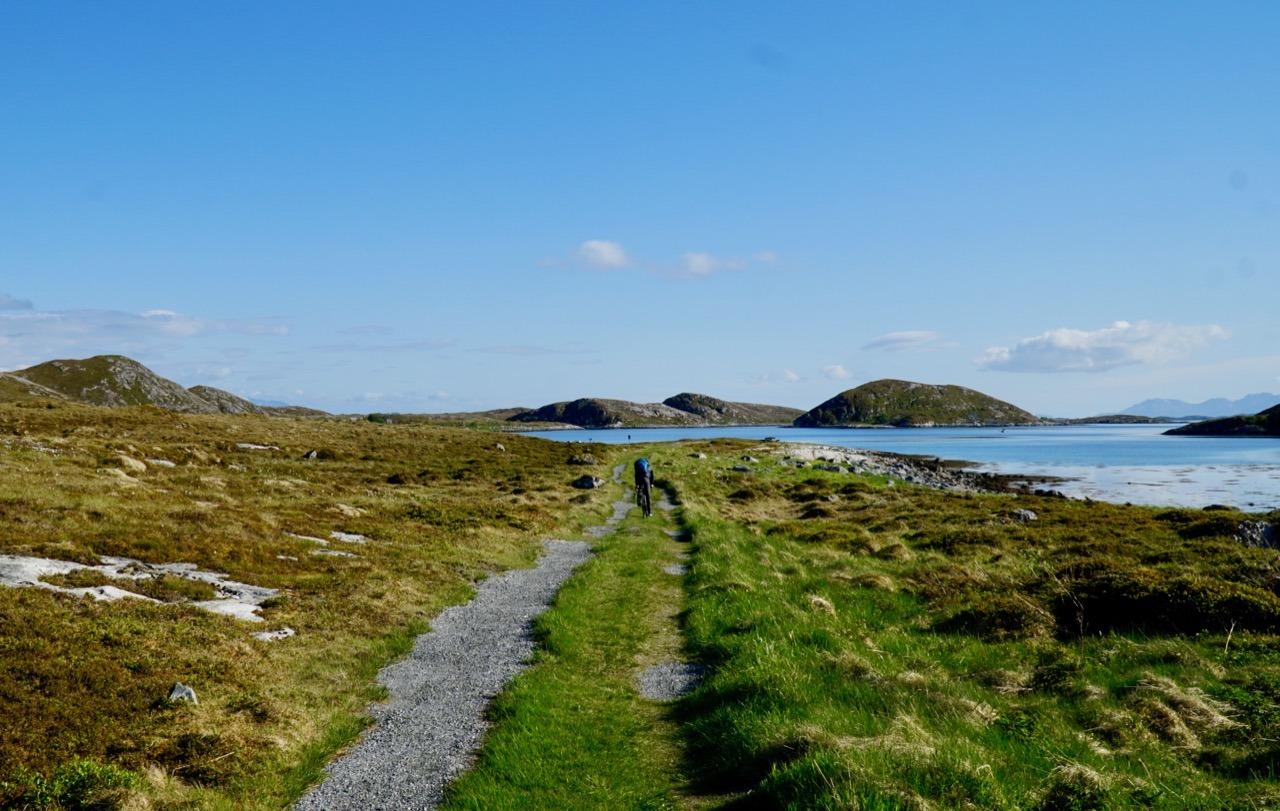 Herøy og Dønna Kystriksveien The Coastal Road