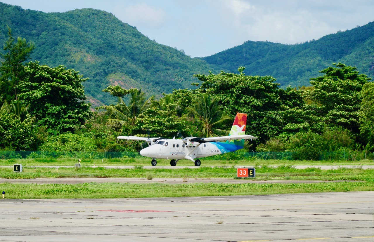 Air Seychelles Praslin Airport Tips and practical information about Seychelles